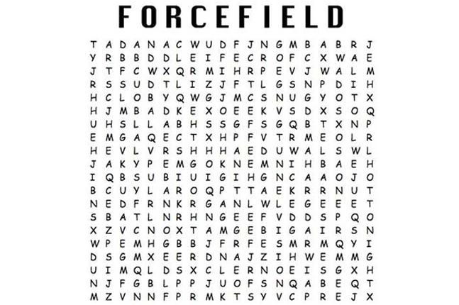 forcefield-tracklist