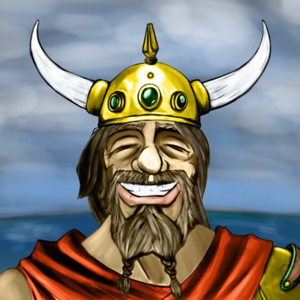 The_Happy_Viking_by_original_J_