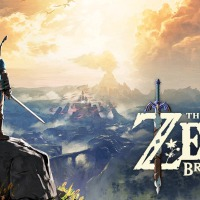 A Lenda de Zelda: Bafo do Selvagem (The Legend of Zelda: Breath of the Wild) é o jogo do ano