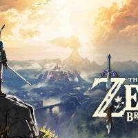 A Lenda de Zelda: Bafo do Selvagem (The Legend of Zelda: Breath of the Wild) é o jogo do ano