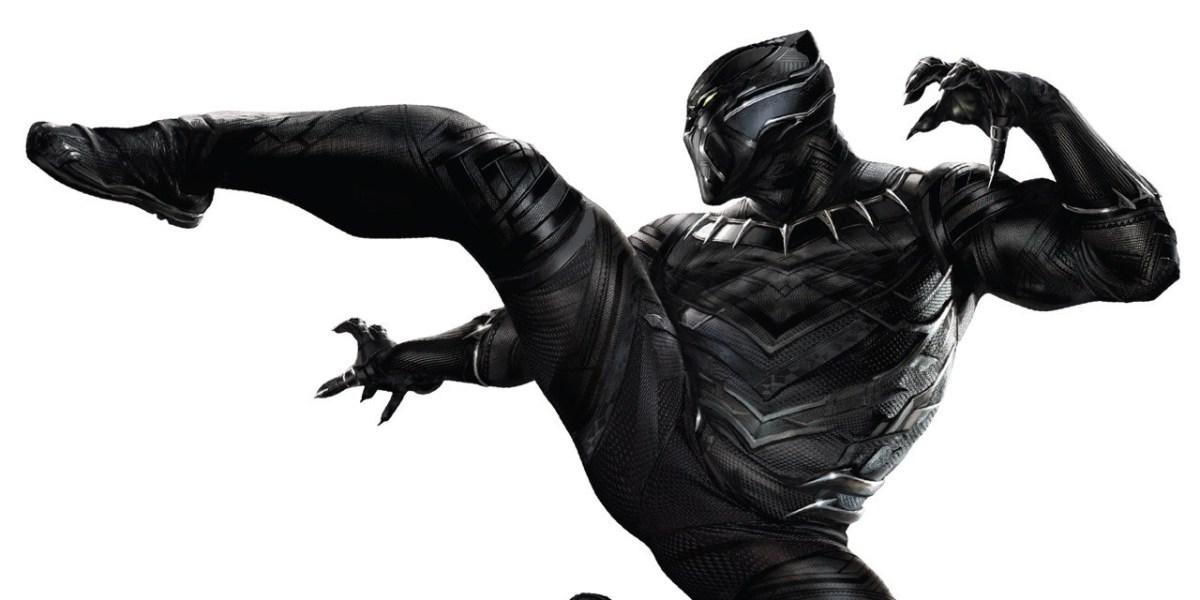 Pantera Negra Já Mandou Uma Voadora em Liga Da Justiça