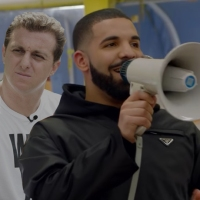 """Drake dá uma de Luciano Huck no clipe de """"God's Plan"""""""